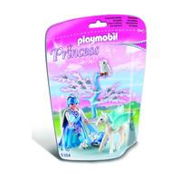 Playmobil Princesas Hada Del Invierno Con Pegaso 5354 - Giro