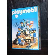 Antiguo Playmobil Antex 3242 Soldados Lejano Oeste Sin Uso