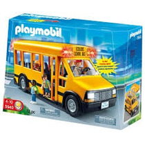 Playmobil Bus Escolar Art 5940
