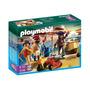 Playmobil 5136 - Tripulacion Pirata Con Cañon - Mundo Manias