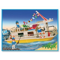 Playmobil Catamaran Original Antex