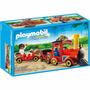 Playmobil 5549 Parque Diversiones Tren De Niños Mundo Manias