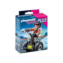 Educando Playmobil Agente Secreto Rocen Balancer Racer 5296
