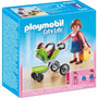 Playmobil 5491 Shopping Mama Con Cochecito - Mundo Manias