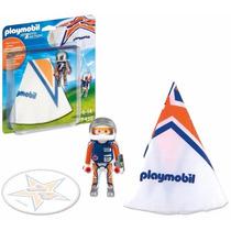 Playmobil 5455 Paracaidista Rick - Mundo Manias