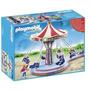 Playmobil Parque De Diversiones Con Luz