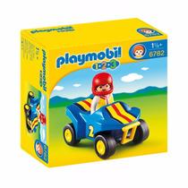 Playmobil 123 - 6782 - Auto Buggy De Carreras - Mundo Manias