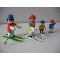 Playmobil Esquiadores