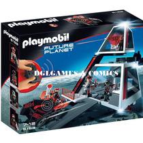 Playmobil Planeta Del Futuro Auto A Radio Control