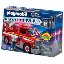 Playmobil City Action Camion De Bomberos 5980
