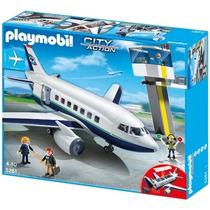 Playmobil 5261 Avion De Pasajeros Juguetería El Pehuén