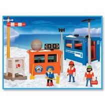 Playmobil Estacion Polar Con Muñecos Y Accesorios Antex
