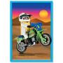 Playmobil 3301 - Motocross - Original En Caja Sellada
