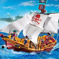 Playmobil 5618 Barco Pirata T Y P Belgrano