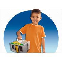 El Mejor Juego Del Oeste! Playmobil Maletin Transportable!
