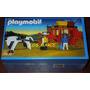 Playmobil Diligencia Carreta Fuerte Randall Sheriff 13254