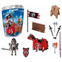 Playmobil 5358 Caballero De La Orden Del Dragon Mundo Manias