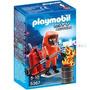 Playmobil Set 5367 Bombero Especialista Palermo Envios