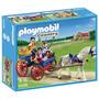 Playmobil Country - Carruaje Con Caballo 5226 Giro Didáctico