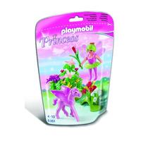 Playmobil Princesas Hada De La Primavera Con Pegaso 5351