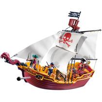 Playmobil Barco Pirata Art. 5618 + 1 Figura + 3 Figuras