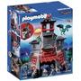 Playmobil 5480 Fortaleza Secreta Del Dragon - Mundo Manias