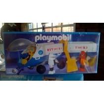 Playmobil Nuevo Transbordador Espacial Original