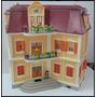 Playmobil 5302 Gran Casa De Muñecas Amueblada