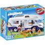 Playmobil 4859 Camping Caravana Familiar - Mundo Manias