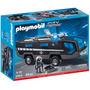 Playmobil 5564 Cityaction Camion De Policia Bunnytoys