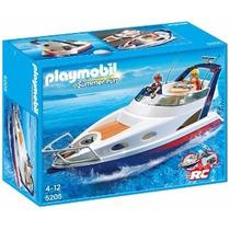 Playmobil 5205 Summer Fun Yate De Lujo - Mundo Manias