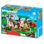 Educando Playmobil Country Ducha Para Caballos 5225