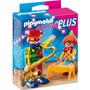 Playmobil Mini Payaso Con Instrumentos Xml 4787