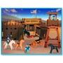 Playmobil Fuerte Randall 13419 Nuevo Caja Cerrada Oeste West
