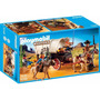 Caravana De Bandidos Western Original Playmobil Myshopeleven