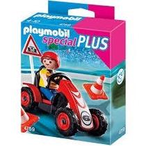 Playmobil Special 4759 Niño Coche De Carreras Envios Palermo