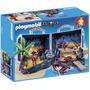 Playmobil Cofre Del Tesoro Pirata Xml 5347