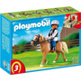 Playmobil 5109/3 Country Caballo Y Jinete Zona Devoto