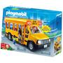 Playmobil Autobus Micro Escolar 5940 Con Luces Importado