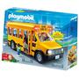 Playmobil Autobus Escolar Luz Y Sonido Tuni 5940