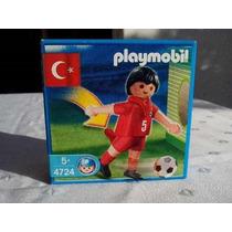 Playmobil 4724-retira S/c X Chacarita