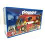 Playmobil Camion Bomberos Con Muñecos Y Accesorios Antex