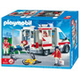 Playmobil Importado 4221 Ambulancia Camioneta + Accesorios