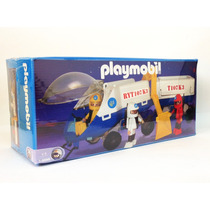 Playmobil Transbordador Espacial Con Astronautas Antex
