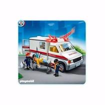 Ambulancia De Urgencias Playmobil 5952 Punto Bebe