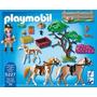 Playmobil 5227 Cuidadora De Caballos Y Pony Country