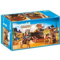 Playmobil 5248 Caravana Con Bandidos