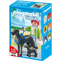 Playmobil Varios Modelos Con Perros Juguetería El Pehuén