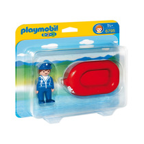 Playmobil 1 2 3 Balsa