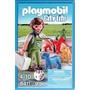 Playmobil City Life Veterinario Con 4 Perros Y Juego